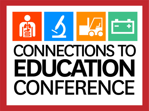 Register for the 2015 Connections to Education Conference, July 27 - 29, TODAY!